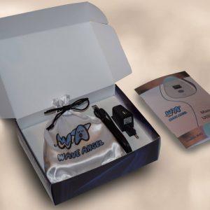 WaveAngel - packaging