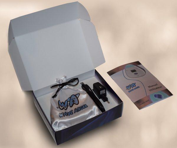 Wave Angel Packaging