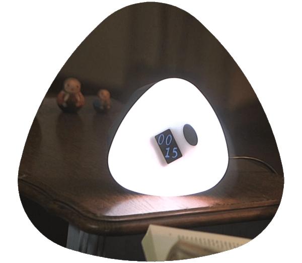 luminothérapie simulateur d'aube