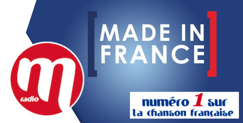M Radio Made in France
